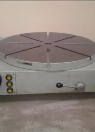 Стол поворотный диаметром 800 мм. к станку Микромат (Mikromat).