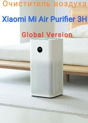 Воздухоочиститель Xiaomi Mi Air Purifier 3H международная версия
