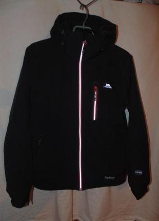 Куртка абсолютно новая trespass оригинал мембрана waterproof -...