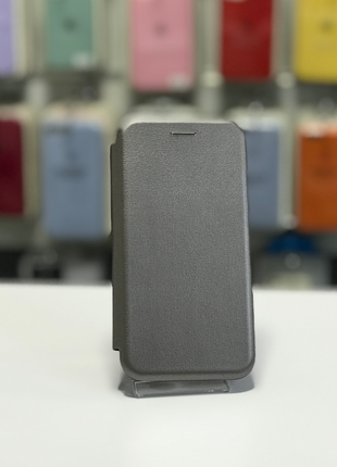 Чехол-книжка iPhone 6 / 6s, Серый