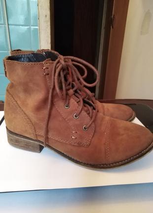 Ботинки steve madden