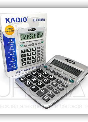 Калькулятор 1xAA 60шт CAL-1048