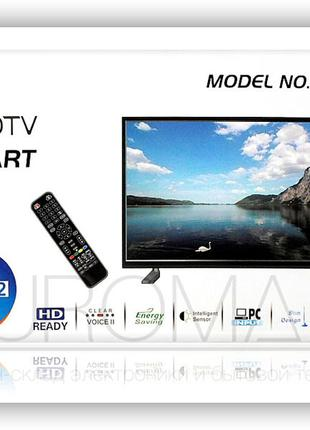 Телевизор LED диагональ 32 DVB-T2 / SMART / ANDROID / RAM1Gb /...