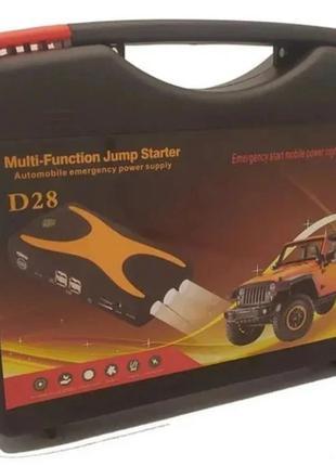 Пуско-зарядное устройство JUMPSTARTER D28 (79800 mAh) | Пусков...