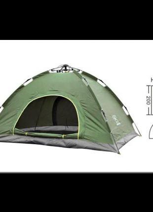 Самораскладывающаяся Палатка автомат 2-х местная с автоматичес...