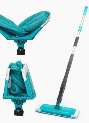 Универсальная поворотная швабра Titan Twist Mop с системой отжима