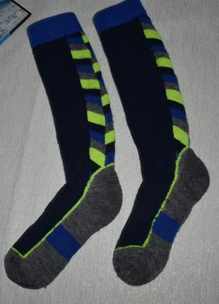 Носки из шерсти мериноса термоноски 31-34