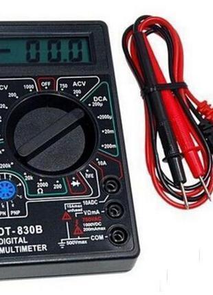 Мультиметр - DT830B тестер