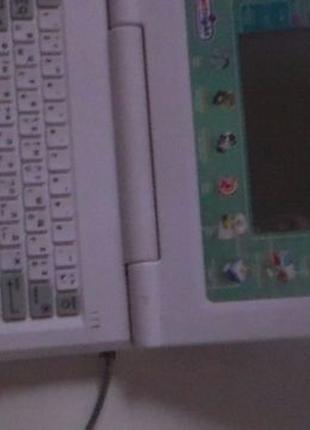 Детский компьютер ноутбук