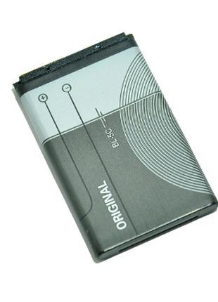 Акумуляторна батарея BL-5C 1020 mAh аккумуляторная батарея