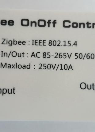 ZigBee реле / роутер CC2530 c усилителем AT2401C. Новая версия!