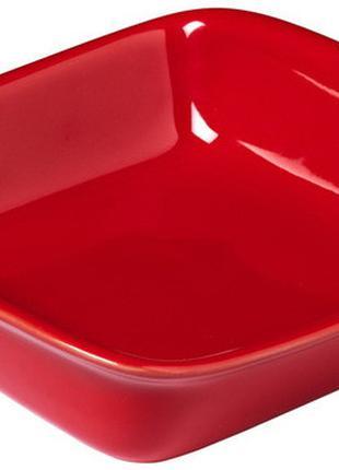 Форма PYREX Supreme red 24х24 см