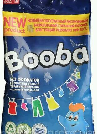 Пральний порошок Booba Universal 2800g