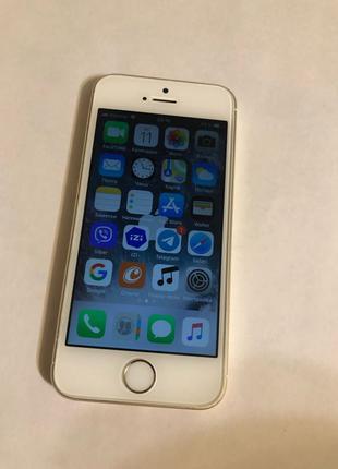 Продаётся IPhone 5s 16 gb