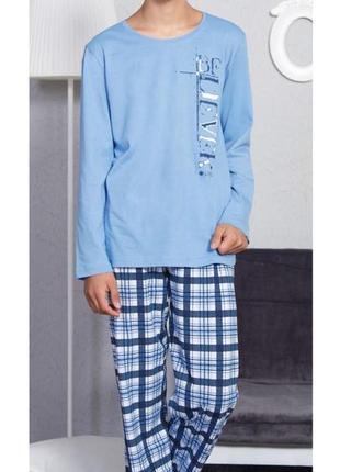 Пижамы для мальчиков vienetta secret на 13-14, 15-16 лет