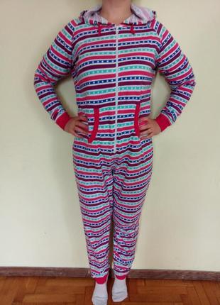 Классный хлопковый человечек кигуруми пижама
