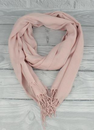 Демисезонный тонкий кашемировый шарф, палантин ozsoy 7180-20 п...
