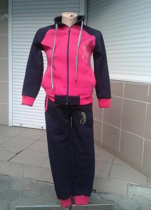 Спортивный костюм на байке(девочка)