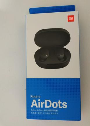Блютуз наушники Redmi AirDots