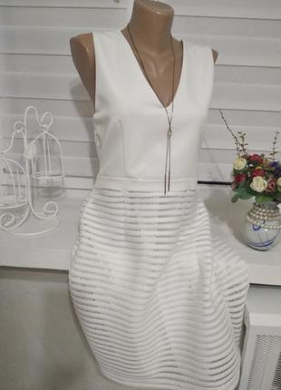 Біле плаття -🌠🌠розпродаж 2019🌠🌠