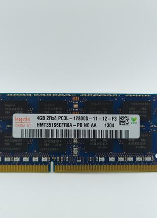 Оперативная память для ноутбука SODIMM Hynix DDR3L 4Gb 1600MHz...