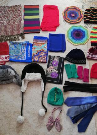 Пакет вещей на весну-зиму-осень