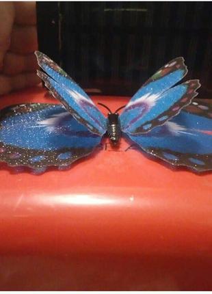 Бабочки 3д