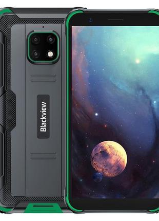 Смартфон Blackview BV4900 green 3/32 Гб NFC
