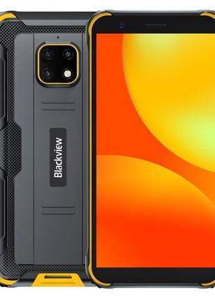 Смартфон Blackview BV4900 yellow 3/32 Гб NFC + стартовый пакет...