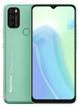 Смартфон Blackview A70 green 8 ядер 3/32 Гб