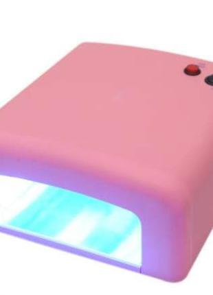Ультрафиолетовая лампа для маникюра UV Lamp 36 Watt 818