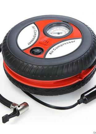Авто компрессор Air Pump 12V 260PSI (колесо) колесный электрич...