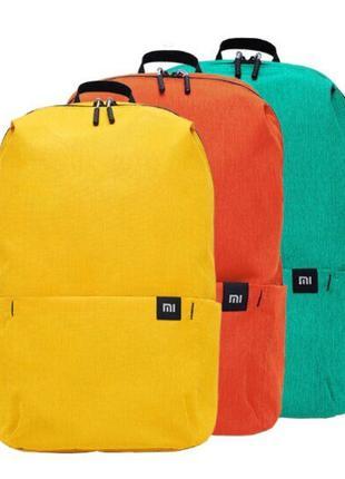 Стильный молодежный рюкзак Xiaomi Mi Colorful Small Backpack A...