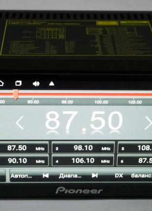 "2 din Автомагнитола пионер Pioneer FY6503 GPS 7"" Android WiFi ..."