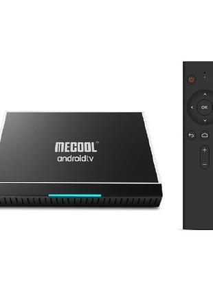 Смарт ТВ приставка MECOOL KM9 PRO Smart TV 4/32Gb (смарт ТВ пр...