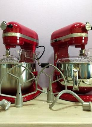 Новая! KitchenAid Professional 600 pro KP26M1 artisan кухонная...