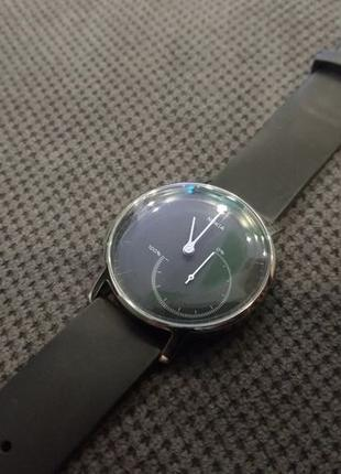 Nokia withings steel hwa01 умные часы стрелочные шагомер pebble