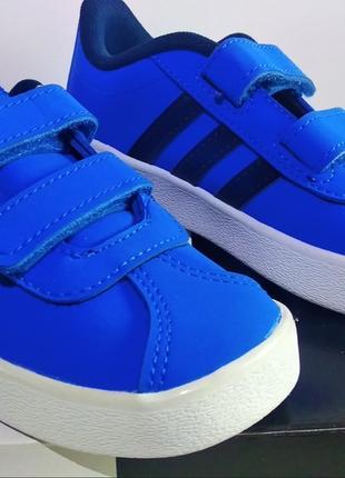Кроссовки детские adidas vl court 2.0 cmf 1