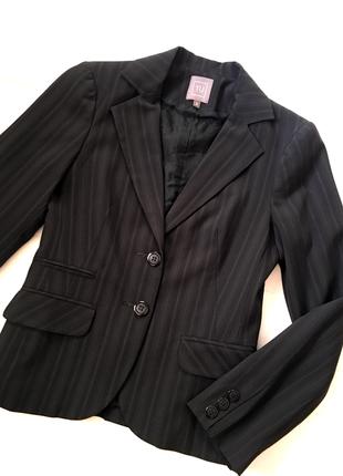 Пиджак жакет в полоску tu 🚫закрытие магазина полная распродажа