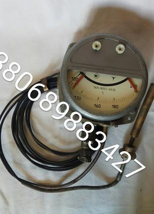 Термометр манометрический ТКП-160 Сг-УХЛ2,  +100+200*