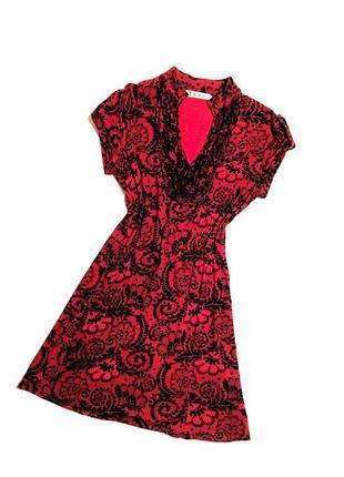 Платье  с коротким рукавом🚫закрытие магазина полная распродажа