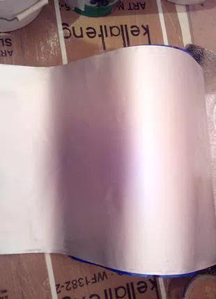 Металлизировання пленка для ульев