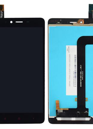 Дисплей Xiaomi Redmi Note 2 with touchscreen black orig (LCD T...