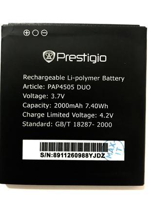 Prestigio PAP4505 Аккумулятор Батарея
