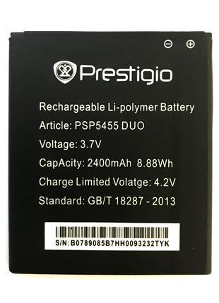 Prestigio MultiPhone PSP5455 DUO Аккумулятор Батарея
