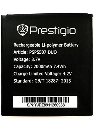 Prestigio MultiPhone PSP5507 Duo Акумулятор Батарея