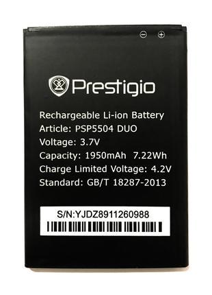 Prestigio MultiPhone PSP5504 DUO Акумулятор Батарея