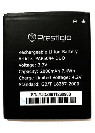 Prestigio Multiphone PAP5044 DUO Акумулятор Батарея