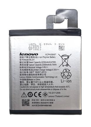 Lenovo S90 Vibe X2 BL231 Аккумулятор Батарея