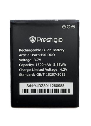 Prestigio MultiPhone 5450 Duo / PAP5450 DUO Аккумулятор Батарея